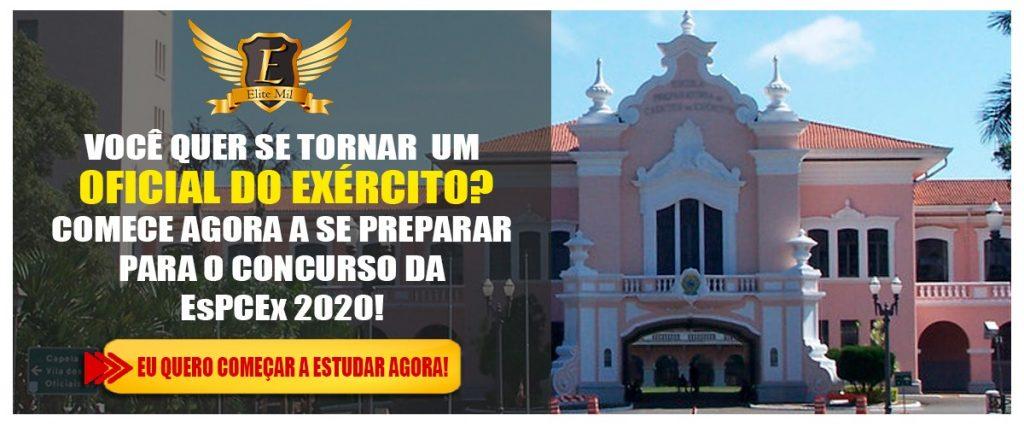 Curso Preparatório Elite Mil EsPCEx 2020